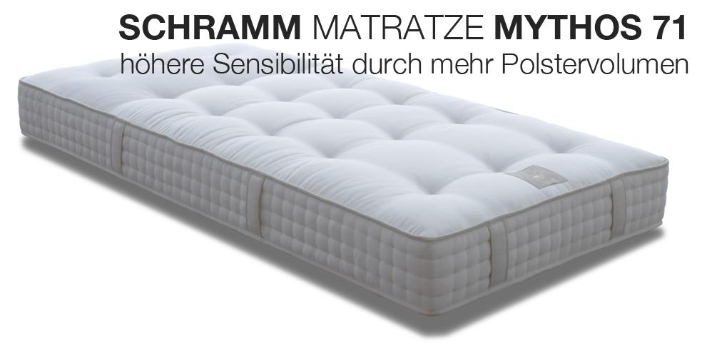Schramm Matratze MYTHOS 71