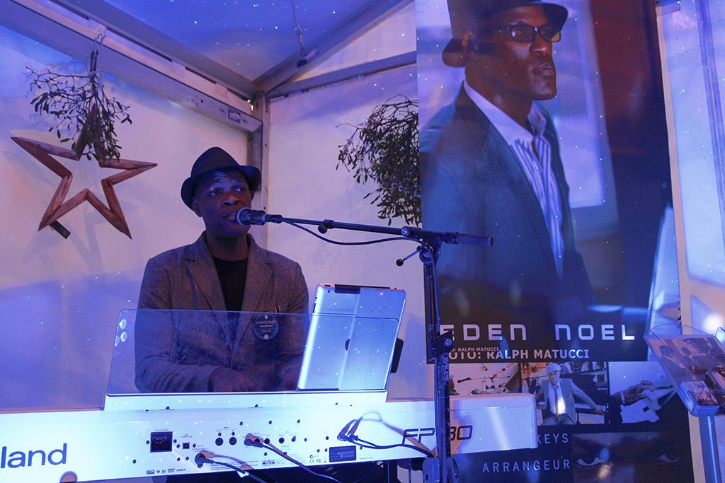 Eden Noel beim Hausfest 2015