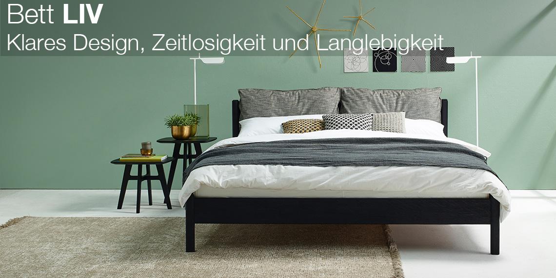 Bett Liv Möller Design