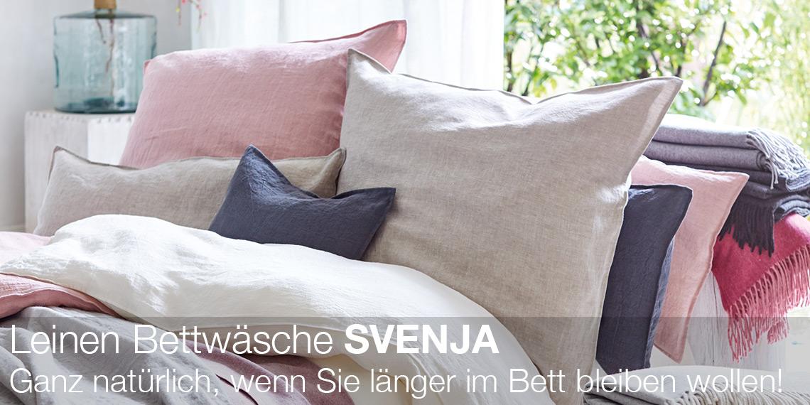 Proflax Leinenbettwäsche Svenja