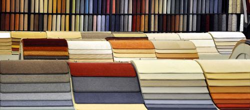 Textiles Wohnen