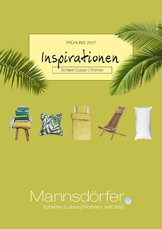 Titelseite des Hausfest Inspirationen 2017