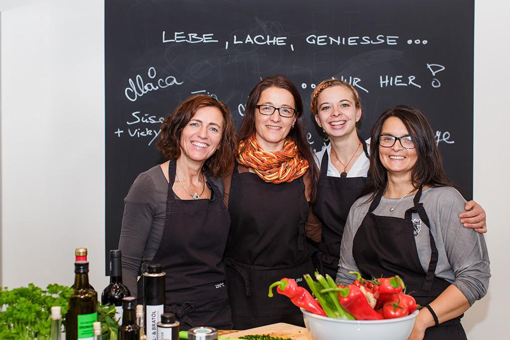 Healthy & Lecker mit Säure-Basischen-Gerichten! Gesund schlemmen mit dem Live your Food Team.