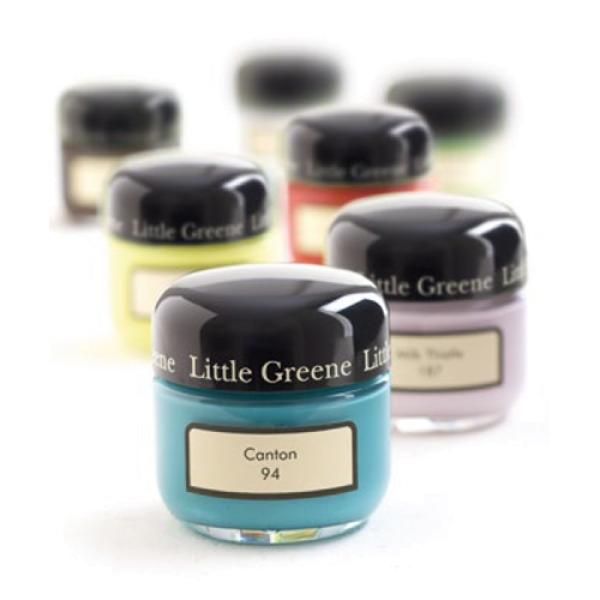 Little Green Farben