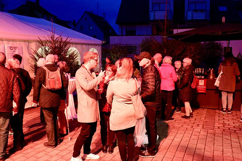 Hausfest Mannsdörfer am 16. November 2019